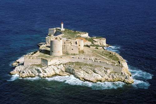 Замки франции о замке иф